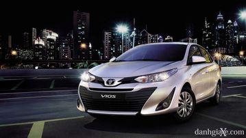 Danh gia so bo Toyota Vios 2019