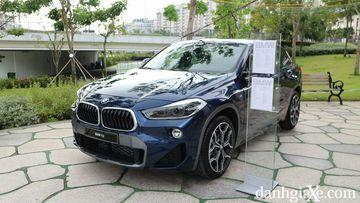 Đánh giá sơ bộ BMW X2 2019