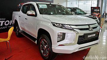 Đánh giá sơ bộ xe Mitsubishi Triton 2020
