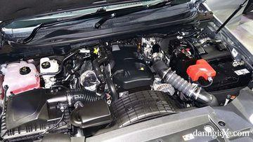 Động cơ diesel 2.0L mới trên Ford Everest 2018