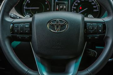 Danh gia chi tiet xe Toyota Fortuner Legender 2.8AT 4X4 2021