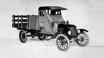 Model TT Truck - 1917