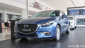 Đánh giá sơ bộ xe Mazda 3 2017