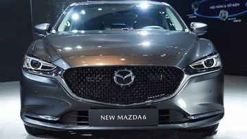 Danh gia so bo xe Mazda6 2020