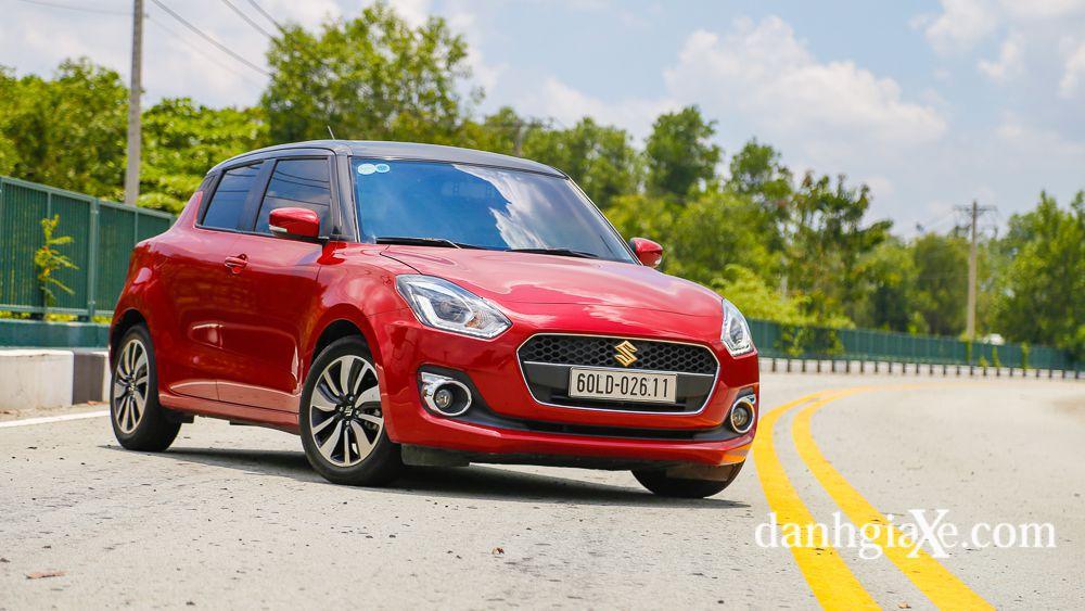 Đánh giá chi tiết xe Suzuki Swift 2020