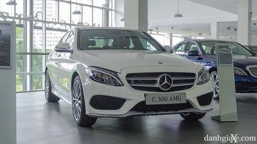 Đánh giá sơ bộ Mercedes-Benz C-Class 2018