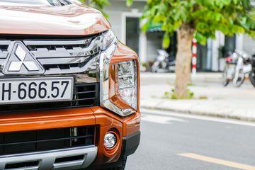 Danh gia chi tiet xe Mitsubishi Xpander Cross 2021