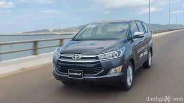 Đánh giá sơ bộ xe Toyota Innova 2019