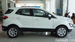 Thân xe ngắn hơn của Ford EcoSport