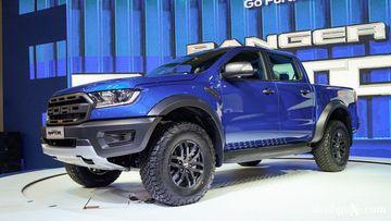 Ford Ranger RTaptor sử dụng động cơ tăng áp Bi-Turbo