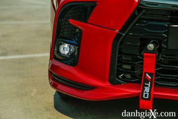 Đèn sương mù phía trước dạng LED cho Toyota Vios GR-S hợp thời hơn, cạnh tranh hơn