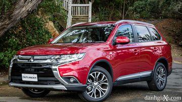 Danh gia so bo Mitsubishi Outlander 2019