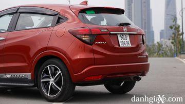 Danh gia so bo Honda HR-V 2021