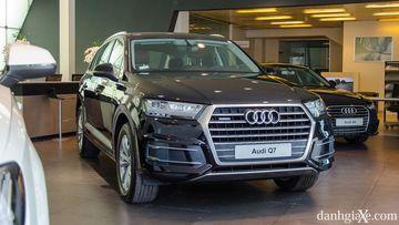 Audi Q7 2018 Đánh giá ưu nhược điểm giá bán , thông số kỹ thuật