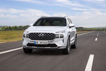 2021 hyundai santa fe 12 2 094645 Đánh giá sơ bộ xe Hyundai Santa Fe 2021