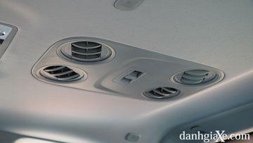 Hệ thống điều hòa có khả năng làm lạnh nhanh và sâu
