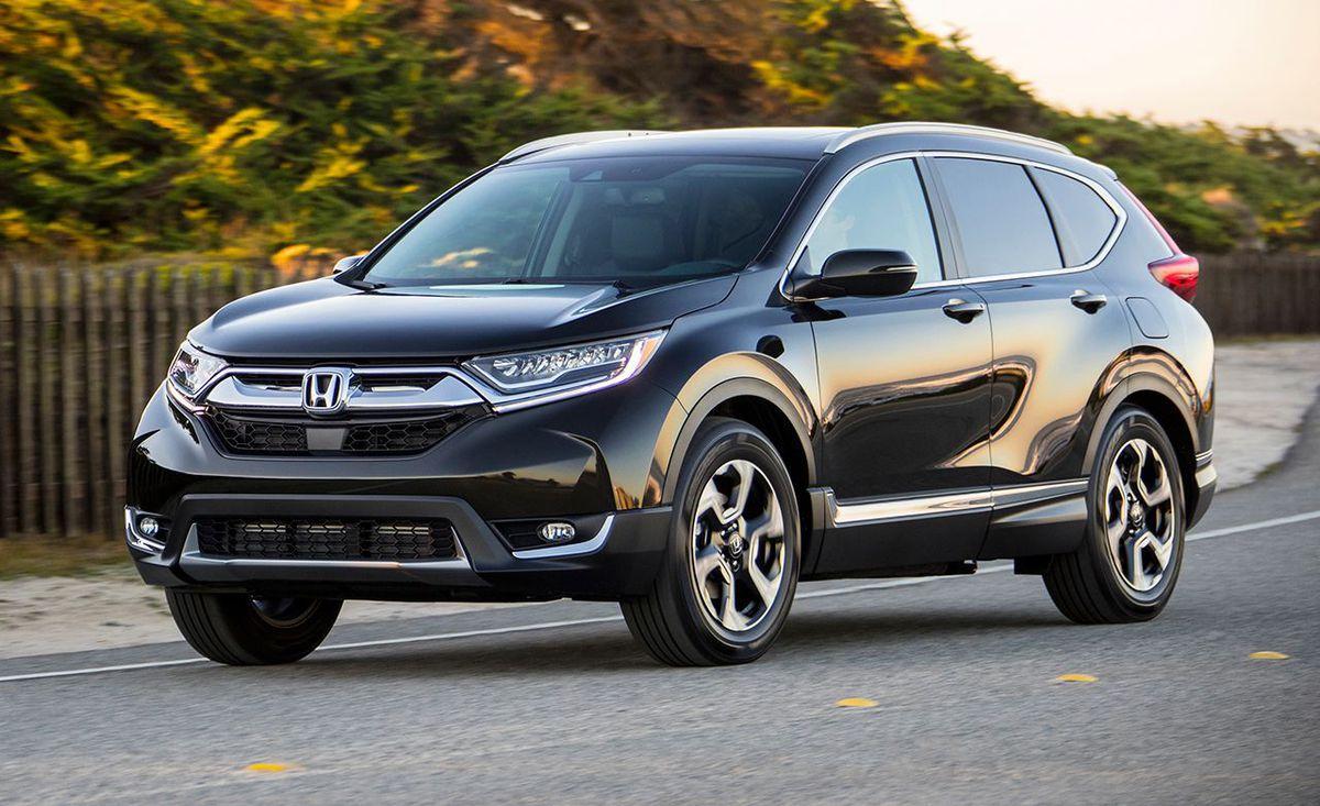 Top 10 xe bán chạy nhất tháng 1/2019: Honda CR-V lần đầu chiếm ngôi vương