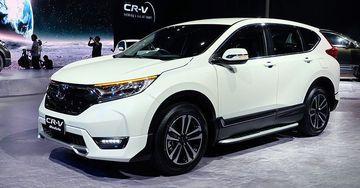 Honda CR-V 7 chỗ sẽ về Việt Nam cuối 2017 hoặc đầu 2018