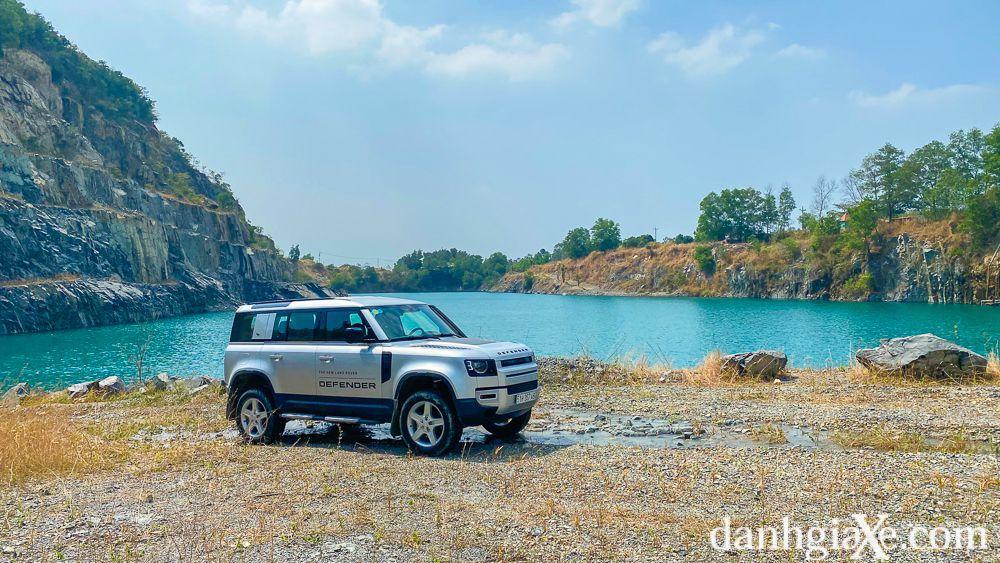 Đánh giá chi tiết xe Land Rover Defender 110 2021