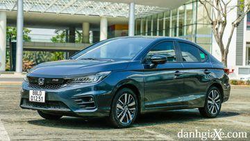 Honda City 2021 có kích thước dài hơn 113 mm và rộng hơn 53 mm so với bản tiền nhiệm