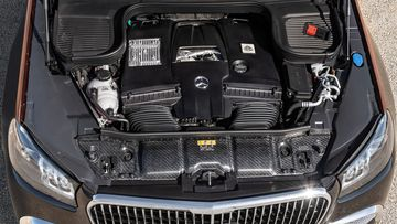 Danh gia so bo xe Mercedes-Benz GLS 600 Maybach 2021