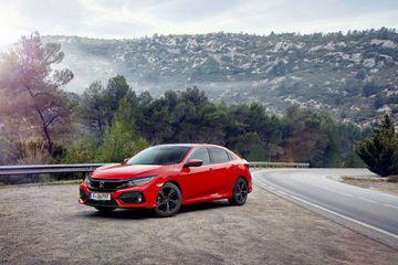 Honda Civic hatchback bản thị trường Châu Âu