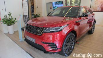 Đánh giá sơ bộ xe Land Rover Range Rover Velar 2019