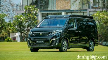 Đánh giá sơ bộ xe Peugeot Traveller 2019