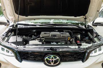 Động cơ được tinh chỉnh để cho công suất lớn hơn