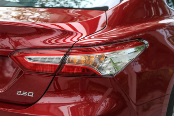 Danh gia so bo xe Toyota Camry 2019