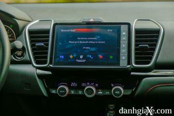 Honda City có màn hình trung tâm 8 inch, lớn nhất phân khúc