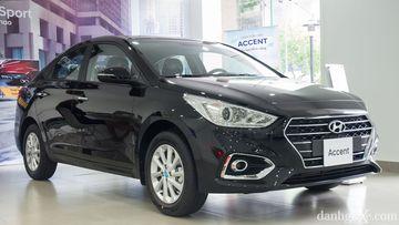 Đánh giá sơ bộ Hyundai Accent 2018