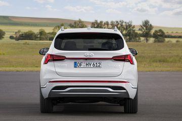 2021 hyundai santa fe 13 2 095801 Đánh giá sơ bộ xe Hyundai Santa Fe 2021