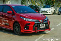 Diện mạo hầm hố và cá tính hơn của Toyota Vios GR-S