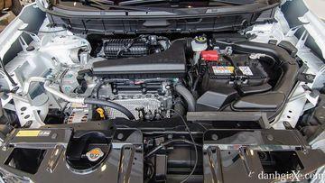 Danh gia so bo xe Nissan X-Trail V-Series 2019