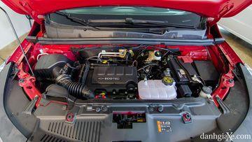 Động cơ tăng áp 1.4L của Chevrolet Trax.
