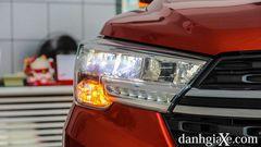 Đèn pha LED của Suzuki XL7