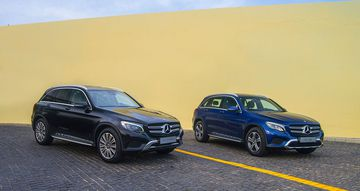 Danh gia so bo xe Mercedes-Benz GLC 200 2019