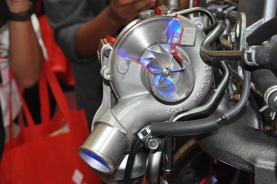 Tìm hiểu Turbo High Power VGT trên xe Mitsubishi Triton