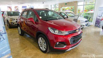 Hãng dầu nhớt cho ô tô nổi tiếng là Totachi và các tạp chí Danhgiaxe đánh giá chi tiết chiếc Chevrolet Trax 2017.