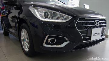 Đầu xe Hyundai Accent 1.4MT 2018