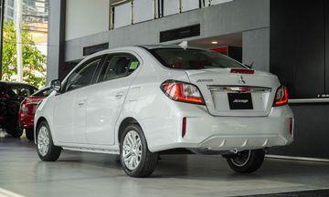 Danh gia so bo xe Mitsubishi Attrage 2020
