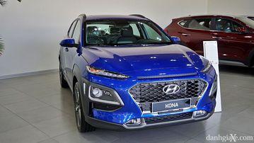 Hyundai Kona 2021 có thiết kế