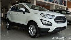 Thiết kế tổng thể cơ bắp của Ford EcoSport