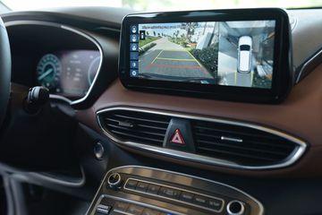 Camera 360 trên Hyundai Santa Fe 2021