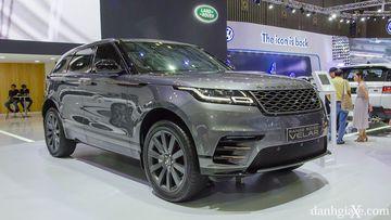 Range Rover Velar 2018 nội bật tại VIMS 2017
