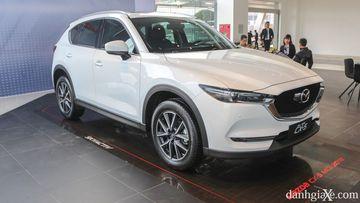 Xe mazda CX5 2018 mẫu xe bán chạy nhất hiện nay