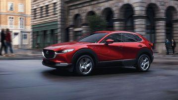 Mazda CX-30 là mẫu C-SUV được định vị giữa CX-3 và CX-5 của Mazda tại Việt Nam