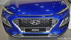 Lưới tản nhiệt tạo hình Cascading Grill đặc trưng trên các dòng xe Hyundai