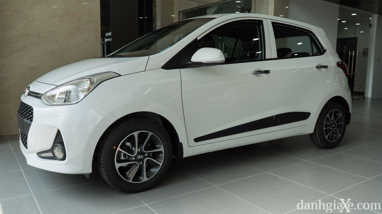 Đánh giá sơ bộ Hyundai i10 2021